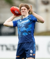 AFL 2017 Training - North Melbourne 041217