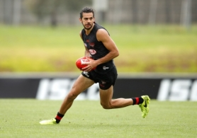 AFL 2017 Training - Essendon 041217