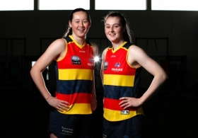 AFLW 2018 Portraits - Adelaide Crows