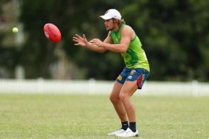 AFL 2017 Training - Brisbane Lions 111217