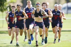 AFL 2017 Training - Melbourne 131217
