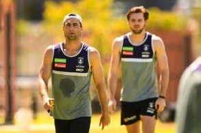 AFL 2017 Training - Fremantle 151217