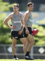 AFL 2017 Training - Hawthorn 161217