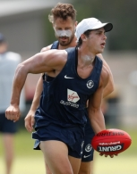 AFL 2017 Training - Blues on the Sunshine Coast