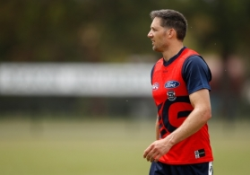 AFL 2017 Training - Geelong 181217