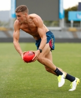 AFL 2017 Training - Lions in Launceston