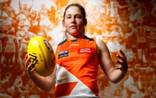 AFLW 2018 Portraits - GWS Giants