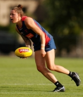 AFLW 2018 Training - Melbourne 110118