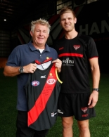 AFL 2018 Training - Essendon 120118