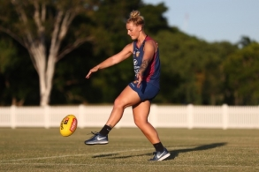 AFLW 2018 Training - Brisbane Lions 150118