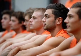 AFL 2018 Media - GWS Giants Team Photo Day