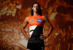 AFL 2018 Portraits - GWS Giants