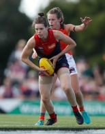 AFLW 2018 Rd 01 - Melbourne v GWS Giants