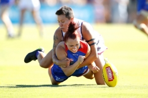 Photographers Choice - AFLW 2018 Rd 01