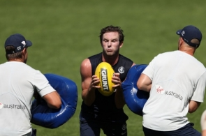 AFL 2018 Training - Carlton 070218