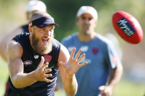 AFL 2018 Training - Melbourne 070218