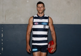 AFL 2018 Portraits - Geelong Cats
