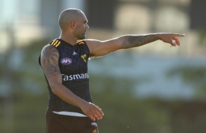 AFL 2018 Training - Hawthorn Intra-club