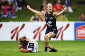 AFLW 2018 Rd 2 - GWS Giants v Carlton