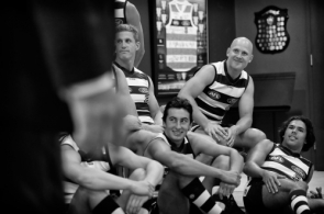 AFL 2018 Media - Geelong Cats Team Photo Day