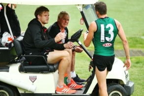 AFL 2018 Training - Essendon Intra-club