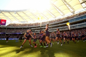 Photographers Choice - AFLW 2018 Rd 02