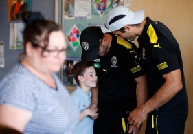 AFL 2018 Media - Richmond Community Camp