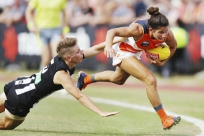 Photographers Choice - AFLW 2018 Rd 03