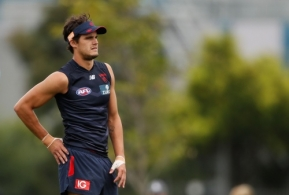 AFL 2018 Training - Melbourne 210218