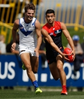 AFL 2018 JLT Community Series - North Melbourne v Melbourne