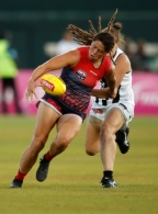 Photographers Choice - AFLW 2018 Rd 04