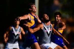 AFL 2018 JLT Community Series - West Coast v Port Adelaide