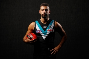 AFL 2018 Portraits - Port Adelaide