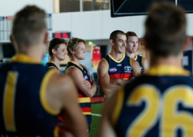 AFL 2018 Media - Adelaide Crows Team Photo Day