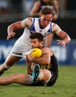 AFL 2018 JLT Community Series - Richmond v North Melbourne