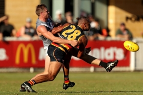 AFL 2018 JLT Community Series - Port Adelaide v Adelaide Crows