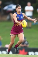 AFLW 2018 Rd 06 - Brisbane v Collingwood