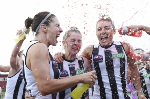 Photographers Choice - AFLW 2018 RD 06