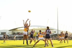 Photographers Choice - AFL 2018 JLT Series Week 3