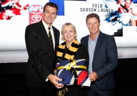 AFL 2018 Media - AFL Season Launch