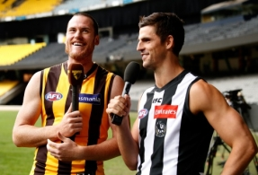 AFL 2018 Media - AFL Captains Day