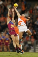 AFLW 2018 Rd 07 - GWS Giants v Brisbane