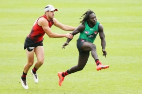 AFL 2018 Training - Essendon 200318