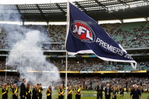 AFL 2018 Round 01 - Richmond v Carlton