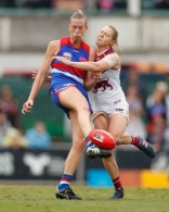 AFLW 2018 Grand Final - Western Bulldogs v Brisbane Test