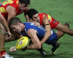 AFL 2018 Round 01 - Gold Coast v North Melbourne