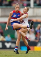 AFLW 2018 Grand Final - Western Bulldogs v Brisbane