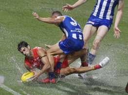 Photographers Choice - AFL 2018 Round 01