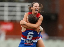 Photographers Choice - AFLW 2018 Grand Final