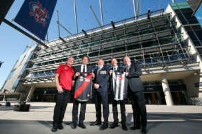 AFL 2018 Media - ANZAC Day Media Opportunity